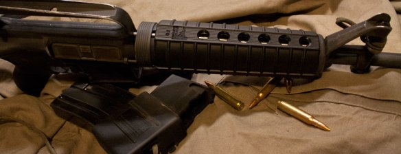 Round Carbine Handguards for IDF M16 Carbines
