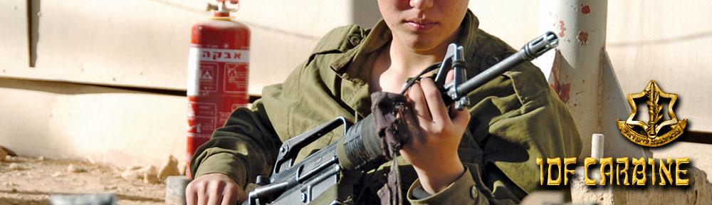 IDF Carbine Build Parts | The IDF Carbine