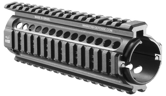 NFR IDF Rail System. Used by special ops soldiers. Click Here fore more info.