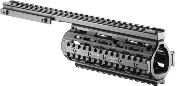 VFR Free-float IDF Rail System for Carbines. Click here for more info.