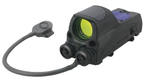 Mepro MOR advance reflex sight. Click here for more info.
