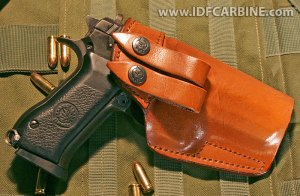 Front Line Special IWB Holster for Jericho