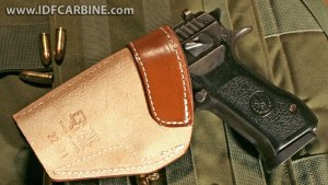 Jericho in YAMAM Holster