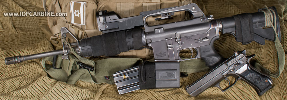 The Idf Carbine Your Source For Info About Building An Israeli